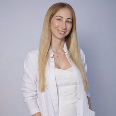 Dr. Kocsis Andrea, plasztikai sebész